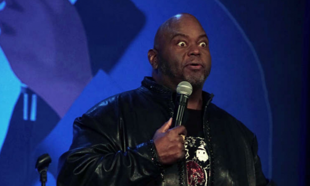 """Review: Lavell Crawford, """"New Look, Same Funny!"""" on Showtime"""