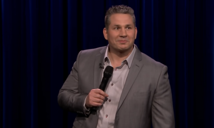 Mike Vecchione on The Tonight Show Starring Jimmy Fallon