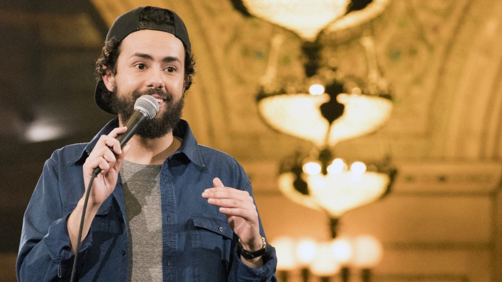 "Review: Ramy Youssef, ""Feelings"" on HBO"