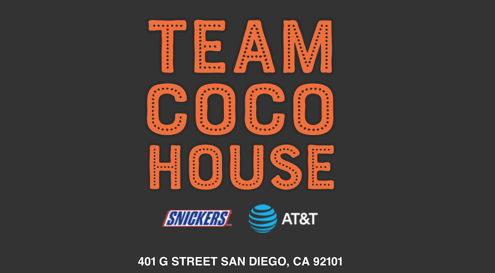San Diego welcomes pop-up comedy club Team Coco House during Comic-Con 2019
