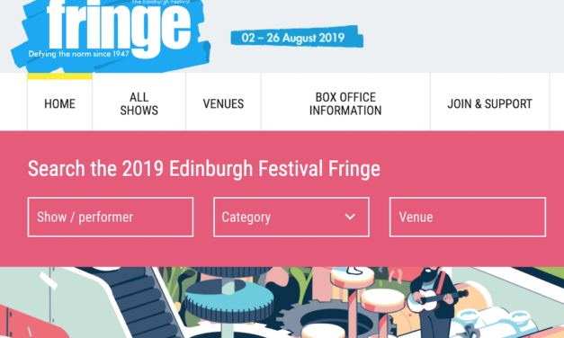 A guide to the Americans performing at the Edinburgh Fringe Festival 2019