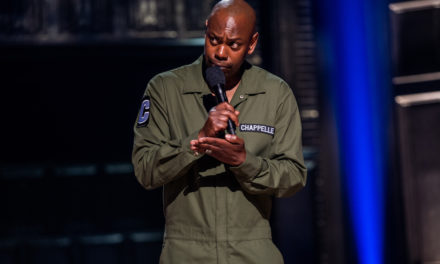 "Review: Dave Chappelle, ""Sticks & Stones,"" on Netflix"