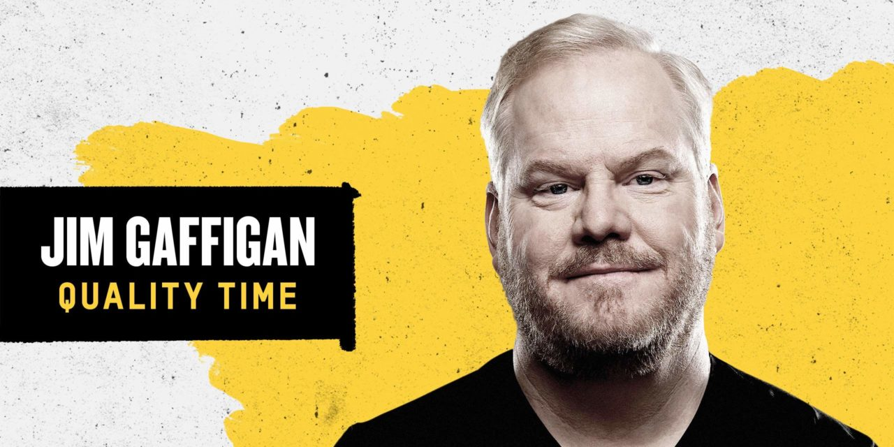 "Review: Jim Gaffigan, ""Quality Time"" on Amazon Prime Video"