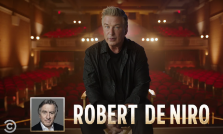 Here's who's on the dais to roast Alec Baldwin for Comedy Central