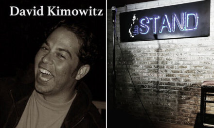 R.I.P. David Kimowitz, comedy manager and co-owner of The Stand in NYC