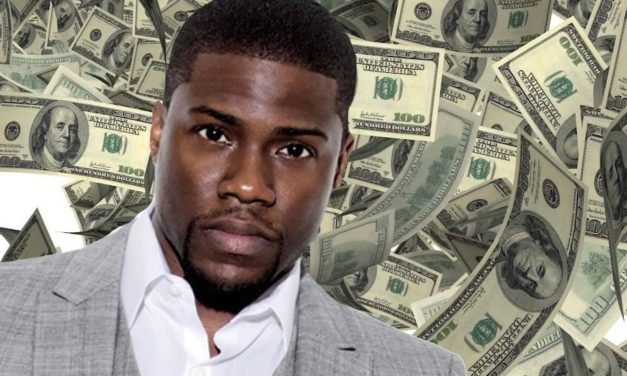 Top 10 comedians by estimated income, June 2018-2019