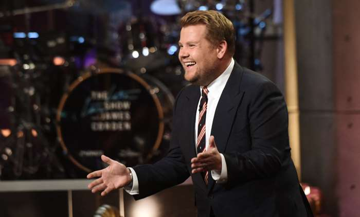 James Corden extends CBS contract through 2022