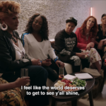 "Testimonials from Tiffany Haddish for the comedians in ""They Ready"" on Netflix"