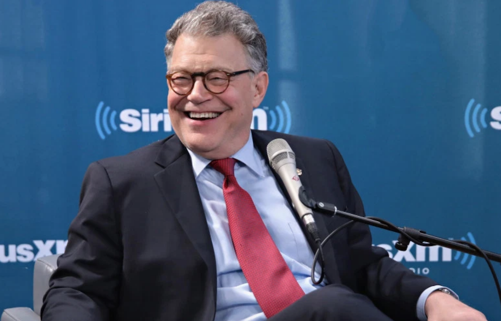 Al Franken back on the air with SiriusXM weekly show
