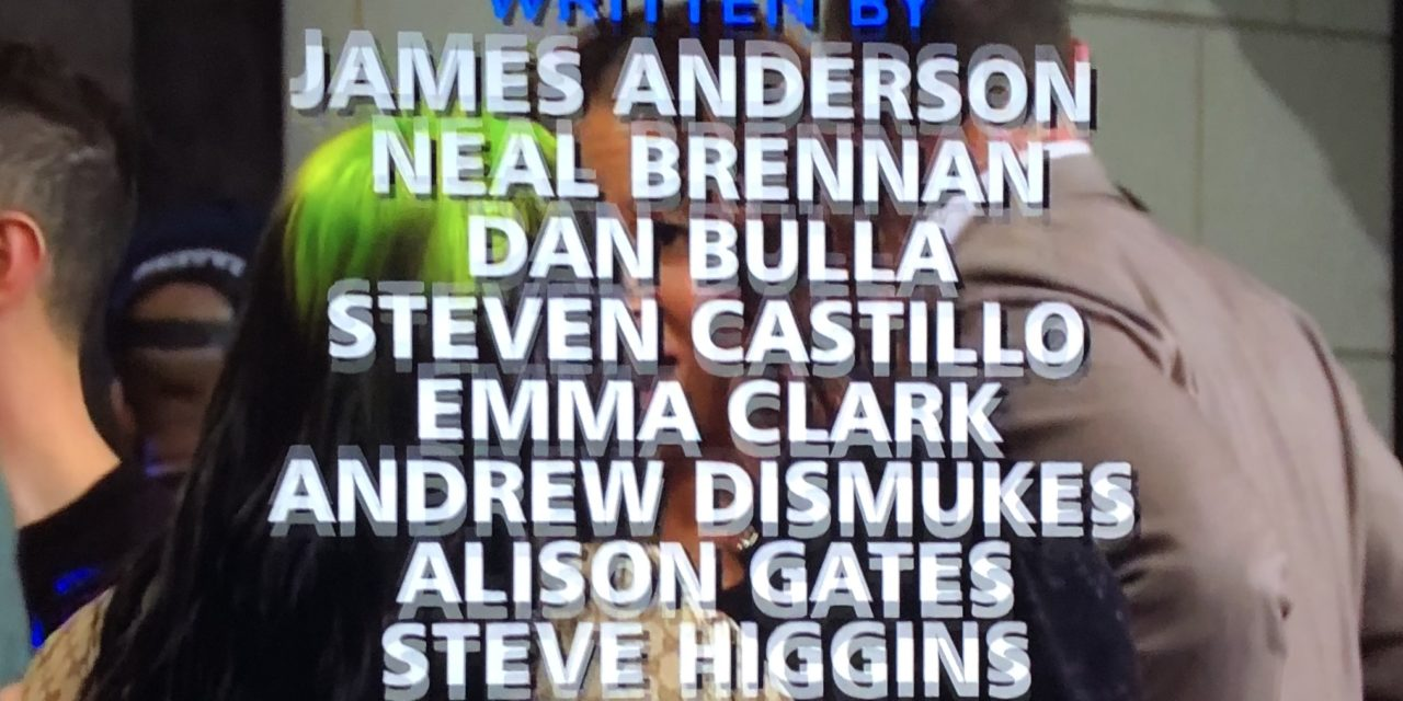 Here's the writing staff for season 45 of Saturday Night Live