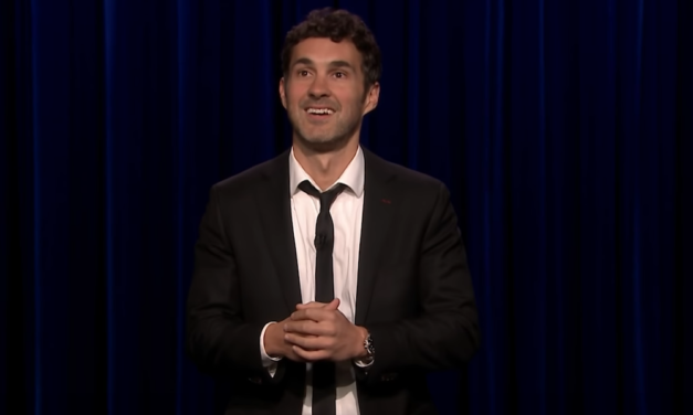 Mark Normand on The Tonight Show Starring Jimmy Fallon