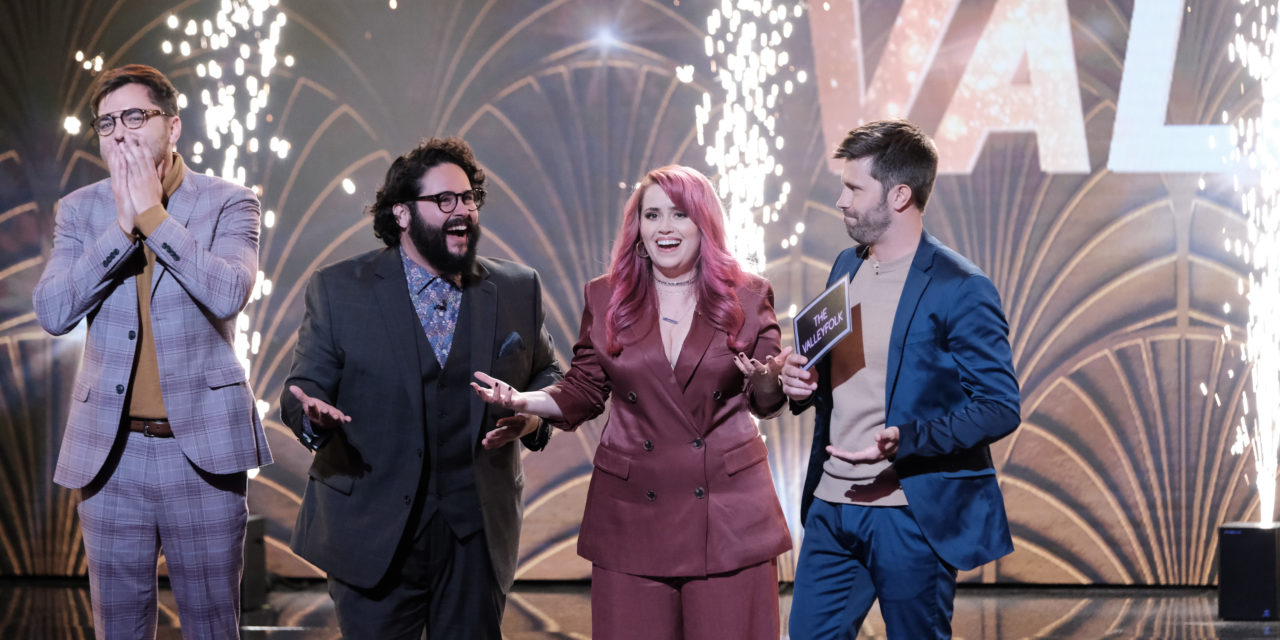 The Valleyfolk wins inaugural edition of Bring The Funny on NBC