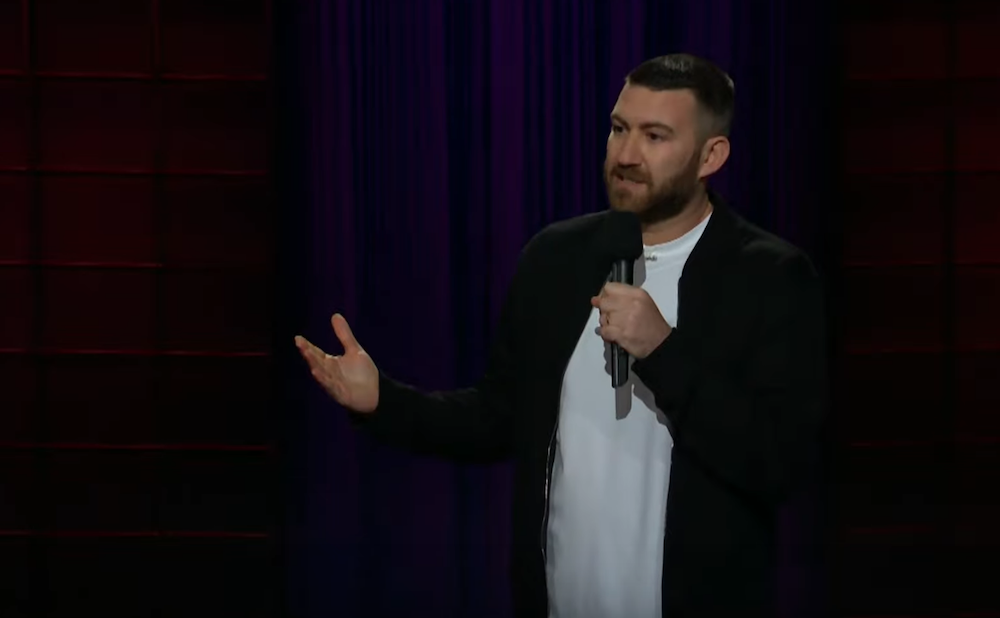 Noah Gardenswartz on The Late Late Show with James Corden