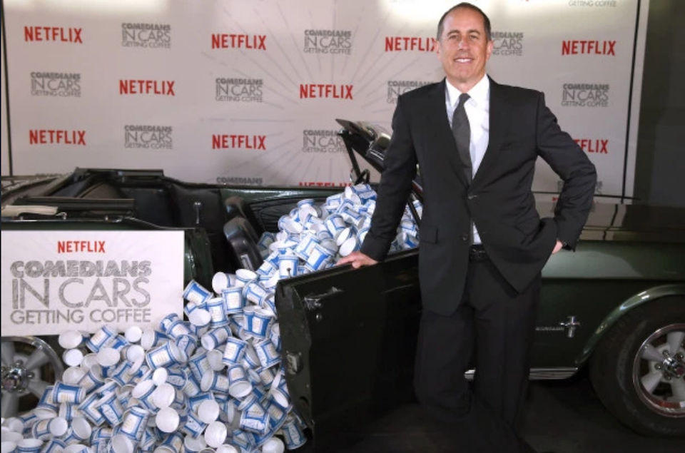 Seinfeld wins Comedians in Cars lawsuit due to statute of limitations