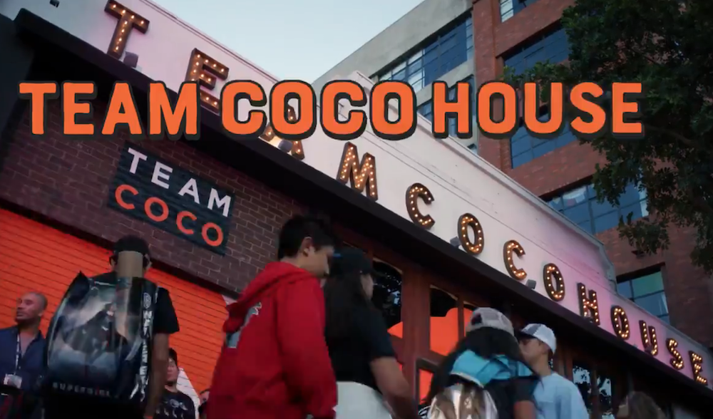 Team Coco House taking over 10 comedy clubs across America from Oct. 3-5, 2019