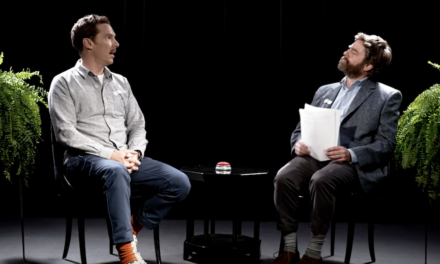 Benedict Cumberbatch's uncut Between Two Ferns with Zach Galifianakis