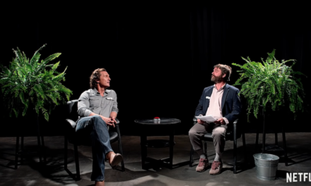 Between Two Ferns: The Movie (trailer)