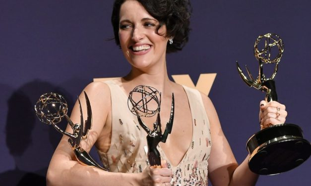 "Phoebe Waller-Bridge's ""Fleabag"" wins Emmy Awards for writing, acting, best comedy series of 2019"