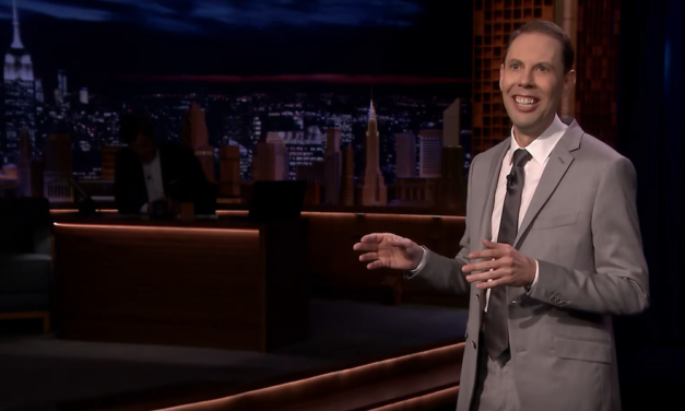 Ryan Hamilton on The Tonight Show Starring Jimmy Fallon