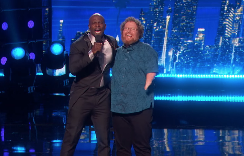 Ryan Niemiller finished third place on America's Got Talent 2019