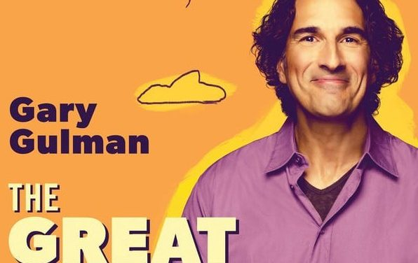"HBO frees up Gary Gulman's ""The Great Depresh"" for a limited time in honor of World Mental Health Day"
