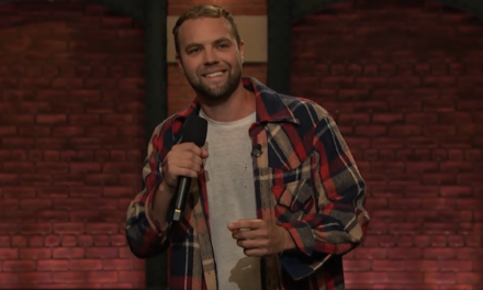 Brooks Wheelan on Late Night with Seth Meyers