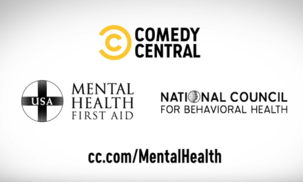 Comedy Central commits to mental health with first PSA