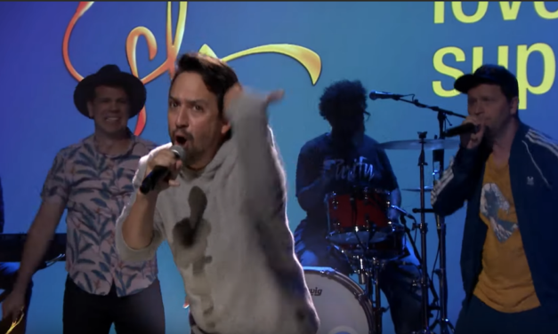 Freestyle Love Supreme on The Tonight Show Starring Jimmy Fallon