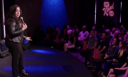 Gina Brillon on Jimmy Kimmel Live