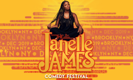 Here are the first performers for the second annual Janelle James Comedy Festival