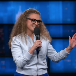 Leah Bonnema on The Late Show with Stephen Colbert