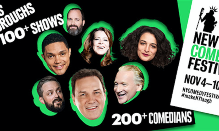 2019 New York Comedy Festival announces tons more shows