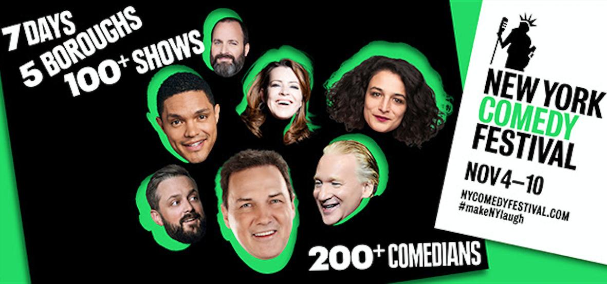 2019 New York Comedy Festival announces tons more shows