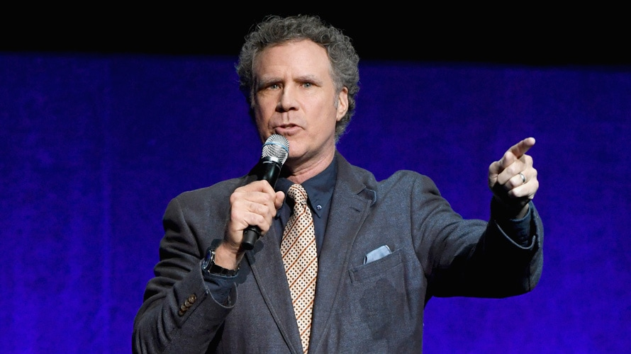 Will Ferrell launching comedy podcast network, Big Money Players