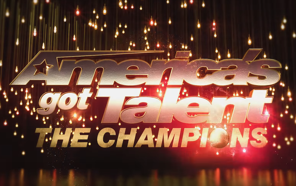 Season 2 of America's Got Talent: The Champions coming January 2020 to NBC