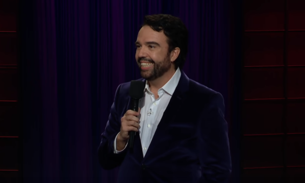 Chris Garcia on The Late Late Show with James Corden