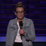 Emily Catalano on Conan