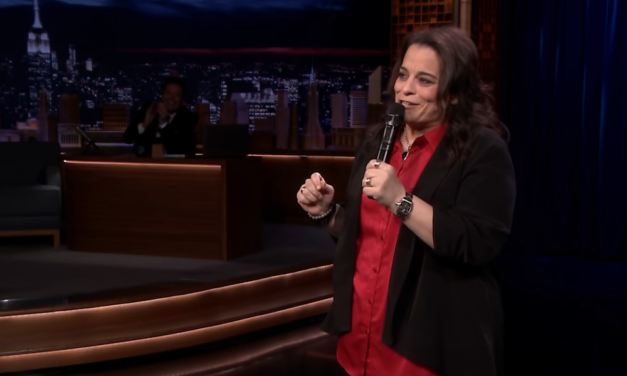 Jessica Kirson on The Tonight Show Starring Jimmy Fallon
