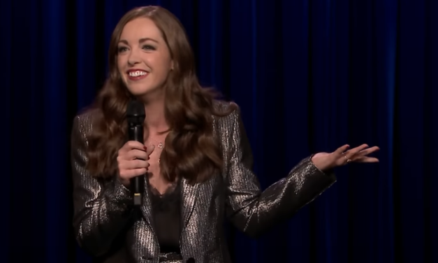 Megan Gailey on The Tonight Show Starring Jimmy Fallon