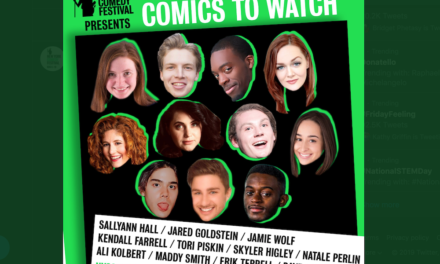 Watching the Comics to Watch at the 2019 New York Comedy Festival