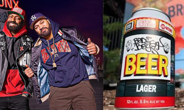 Desus & Mero brand their own Bodega Boys beer