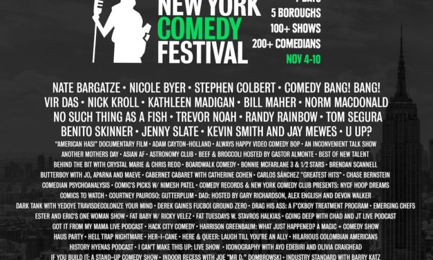 Shows you'll wish you'd seen at the 2019 New York Comedy Festival