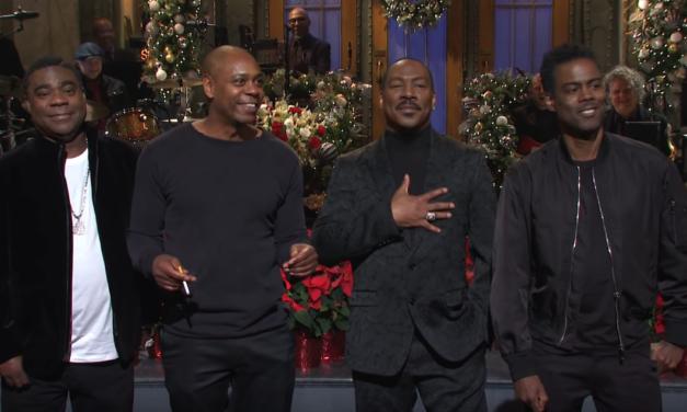 Eddie Murphy's 2019 Saturday Night Live monologue