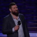 Garrett Millerick on Conan