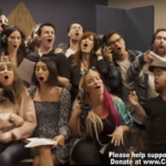"""Comedy Gives Back as 60 comedians sing all-star holiday song """"Christmas Magic"""""""