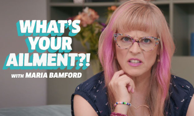 "Maria Bamford returns to Topic with ""What's Your Ailment?!"""
