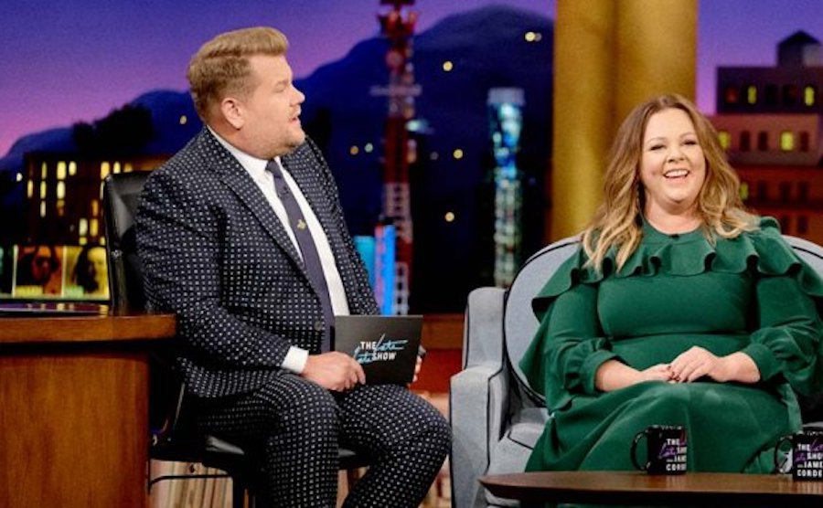 Melissa McCarthy and others to sub for James Corden on The Late Late Show for Dec. 9-18, 2019
