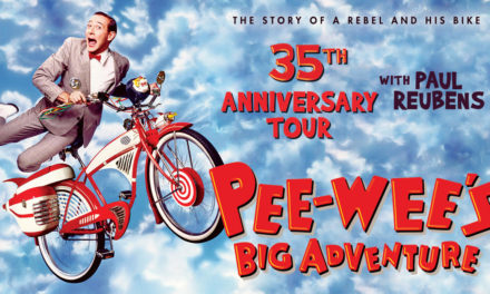 Paul Reubens will take Pee-wee Herman on tour in 2020 for 35th anniversary of Big Adventure