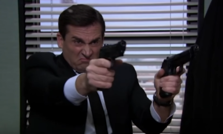 "Watch ""Threat Level Midnight"" as Michael Scott from The Office originally intended"