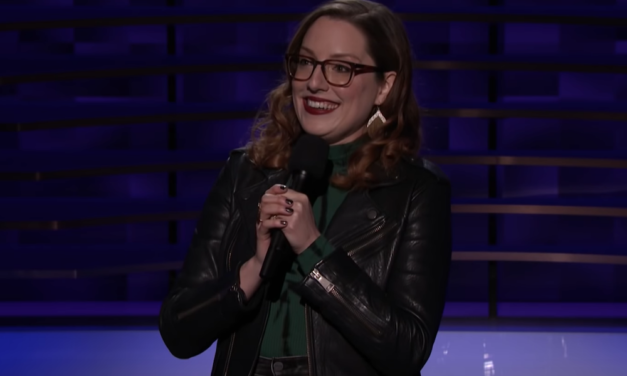Valerie Tosi on Conan